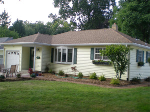 Roofing project Owens Corning Shingles
